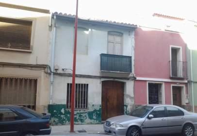 Casa a calle Compte Ribagorza, nº 40