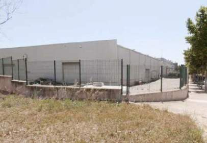 Nau industrial a calle Masia D´En Notari, nº 6