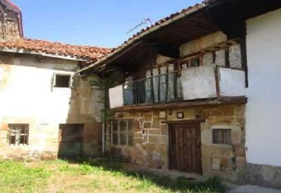 Casa a calle León Argüeso, nº 33