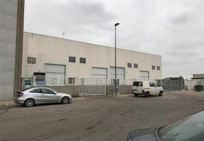 Nau industrial a calle Carreters (Sector D), nº 12