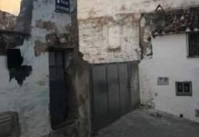 Terreno en calle Alta y Poyo Tejedores, nº 12