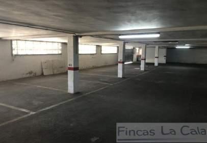 Garatge a Carrera Callosa d'Ensarrià, nº 2