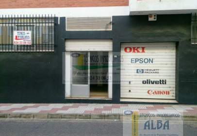 Commercial space in San Luis