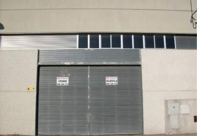 Nave industrial en calle Ciudad del Transporte, nº 3