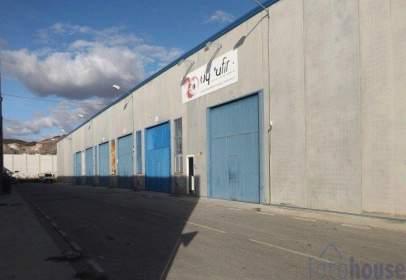 Nave industrial en calle Sierra de Aracena, nº 16