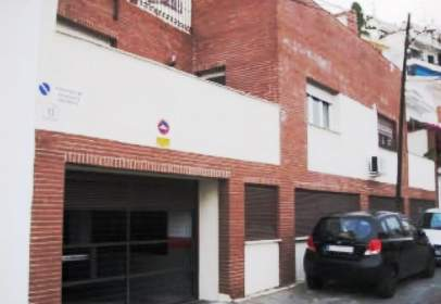 Garage in calle Santa Gema