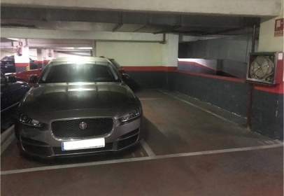 Garatge a Castellana