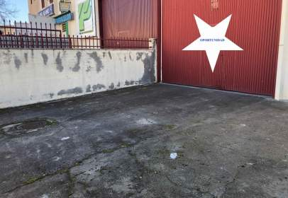 Nave industrial en calle de Gonzalo Chacón, nº 34