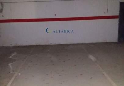 Garatge a calle de Soria, nº 21