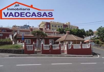 Local comercial a calle Dña Ana. Ctra Gral Aguamansa