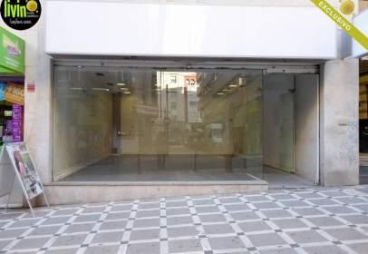 Local comercial en calle Navas de Tolosa, nº 4