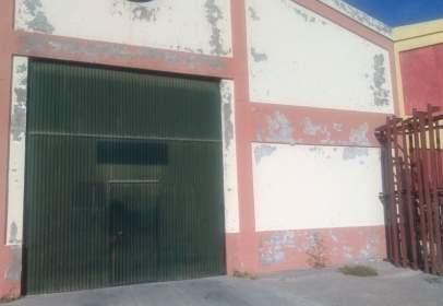 Nave industrial en Sanlúcar de Barrameda
