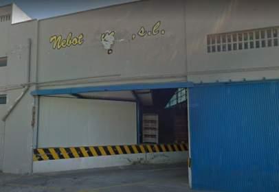 Industrial Warehouse in calle Senda Olivereta, nº 6