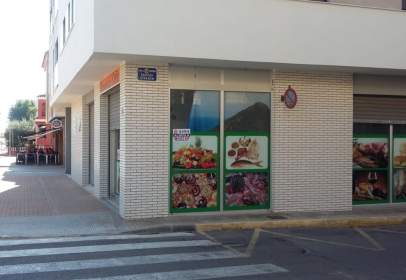 Commercial space in Avenida de Chilches