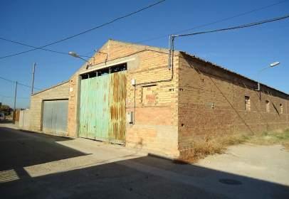 Warehouse in calle Lanaja, nº 16