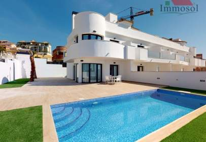 Terraced house in calle Costa Blanca, nº 40