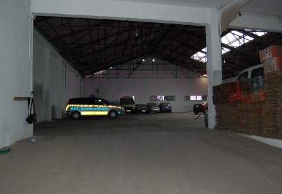 Industrial Warehouse in Carcaixent