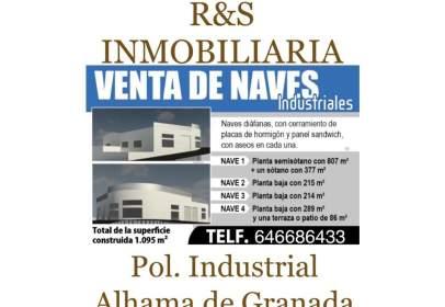Nave industrial en calle Poligono Industrial, nº 1
