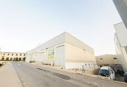 Nau industrial a calle Industrial La Alberca, calle Beniarda nº 11-