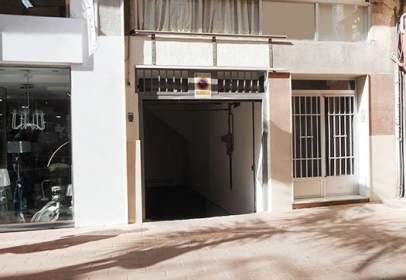 Garaje en calle Marqués de Vistabella, nº 4