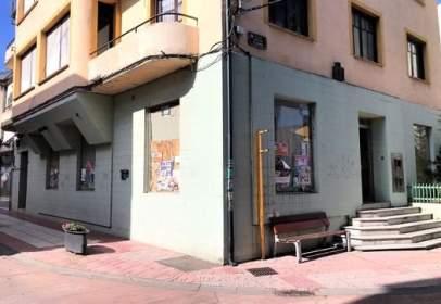 Commercial space in Avenida del Bierzo