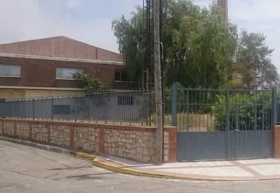Nave industrial en Avenida La Mancha, nº 38