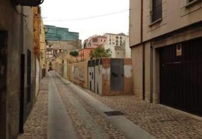 Terreno en calle de la Zapatería
