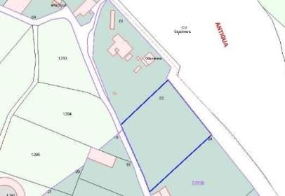 Land in calle Ua-2A Polig.Ind.Garysol Fase A
