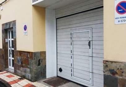 Garage in calle Pancho Ruiz