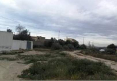 Land in calle de las Casas Altas