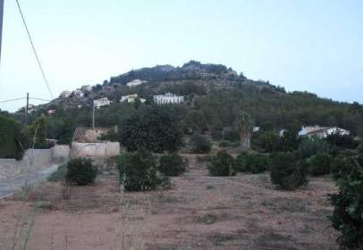 Terreny a Avinguda de Baix Segura