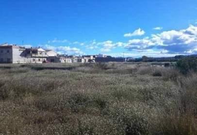 Land in Carrer de Xúquer