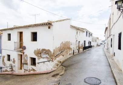 Xalet a calle Cantareria