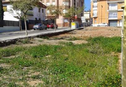 Land in Avenida Victoria Kent -, nº 13