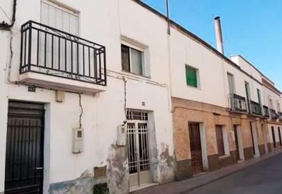 Casa en calle de Sebastián Pérez, nº 109
