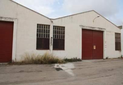 Nave industrial en Plaza Calvario O Caviscol Poligono 35 Parcela 135