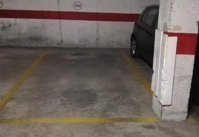 Garaje en calle de Castilla y León