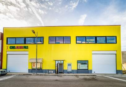 Industrial Warehouse in calle Patro, nº 31