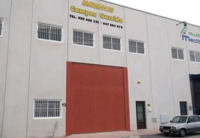 Nave industrial en calle Industria, nº 5