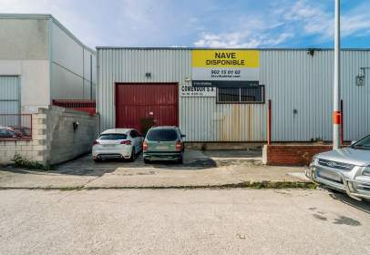 Industrial Warehouse in calle de la Comunicación, nº 3