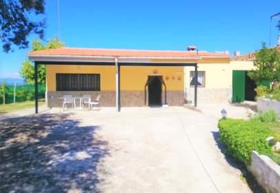 Xalet a Santa Cruz del Retamar