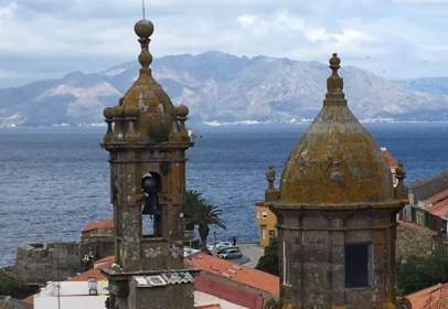 Piso en Fisterra (Santa Maria)