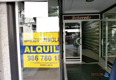 Commercial space in Lalín