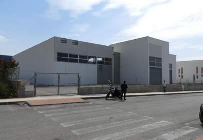 Industrial Warehouse in Cala de Villajoyosa