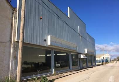 Nau industrial a Albacete