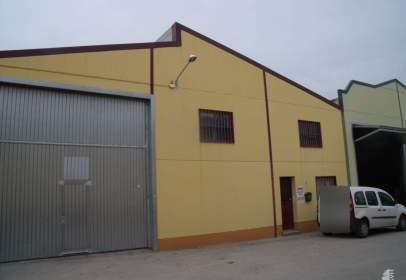 Nave industrial en Chinchilla de Monte-Aragón
