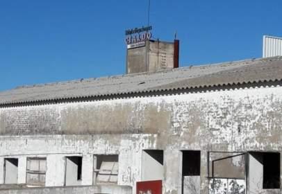 Nave industrial en Fregenal de La Sierra