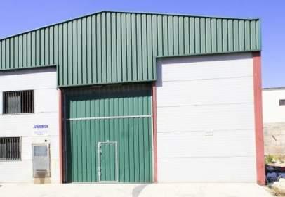Nau industrial a calle Carretera Mas del Jutge (Masia del Juez), nº Finca 6-1 12 26