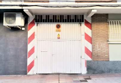 Garaje en calle Extremadura