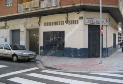 Local comercial en calle de la Fraga